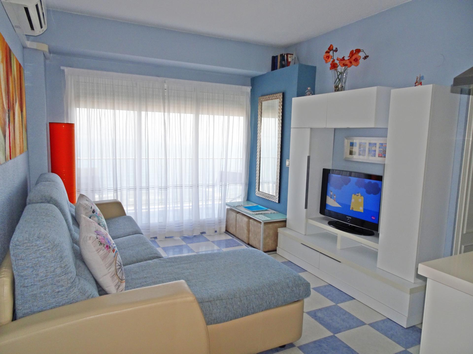 апартамент -                                       Gandia -                                       2 спальни -                                       4 человека